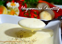 Mayonnaise Chantilly