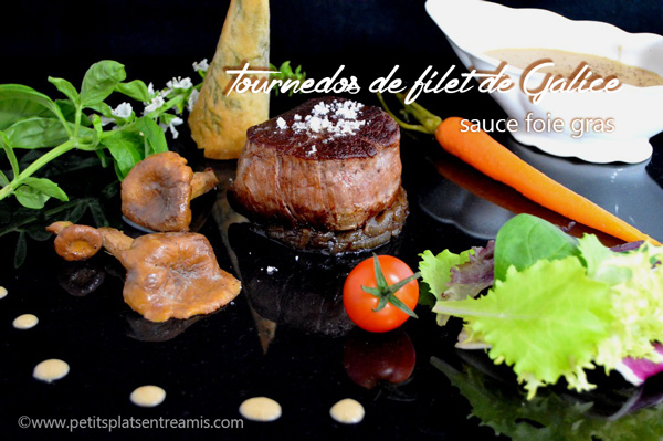 tournedos-de-filet-de-Galice-sauce-foie-gras
