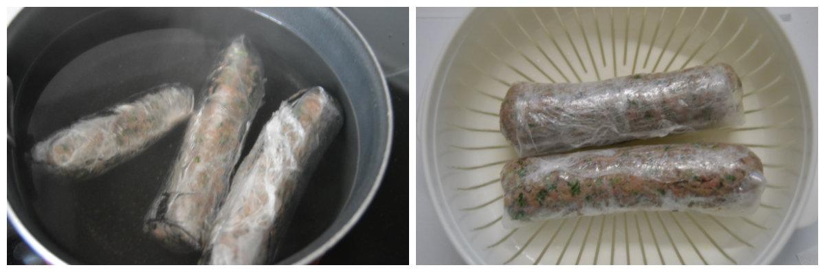 viande pochée pour brioche