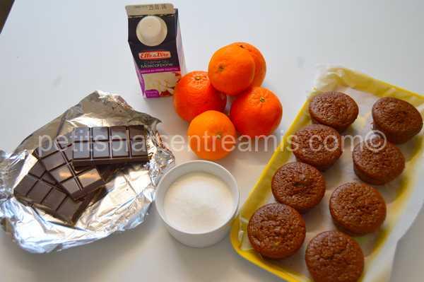 ingrédients coupe-chocolat-et-chantilly-à-l'orange