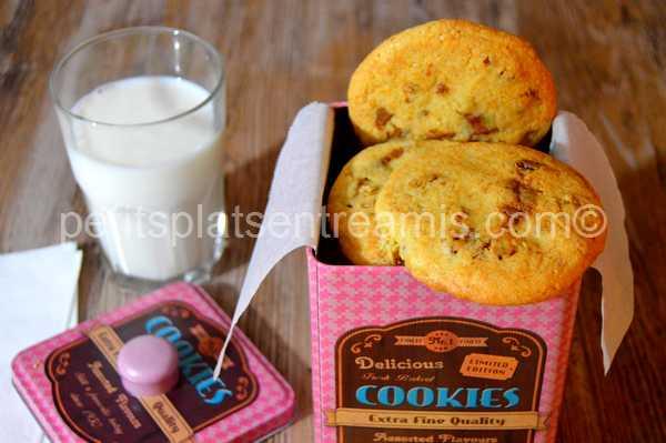 recette cookies-chocolat-au-lait-et-noix-de-pécan