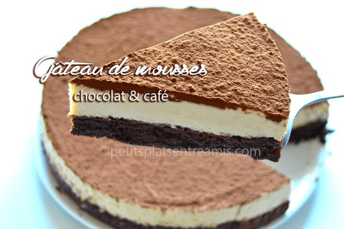 Gâteau-de-mousses-chocolat-café