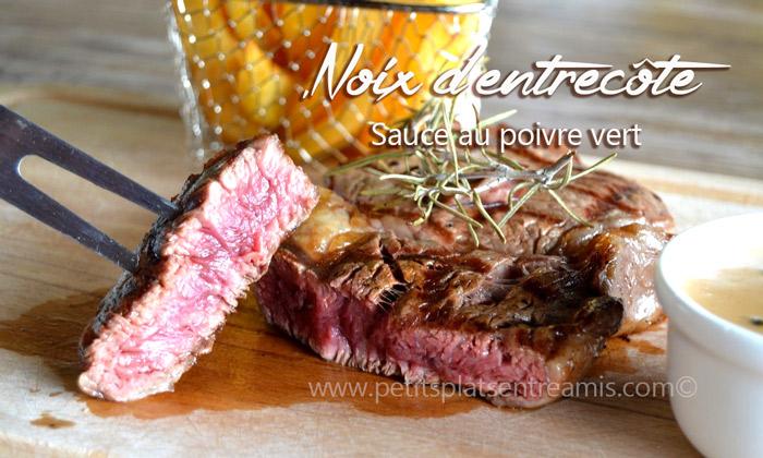 Noix-d'entrecôte-sauce-au-poivre-vert