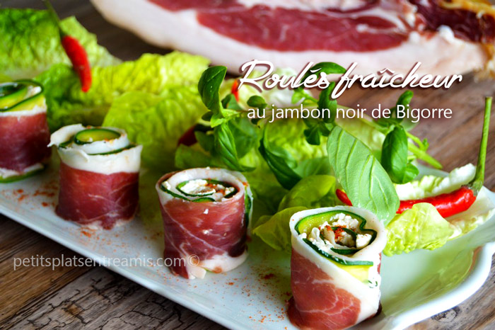 Roulés-fraîcheur-au-jambon-noir-de-Bigorre