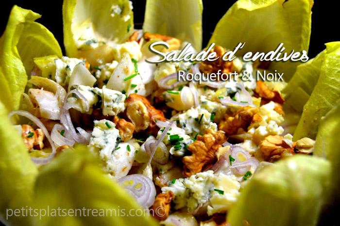 Salade-d'endives-au-roquefort-et-aux-noix