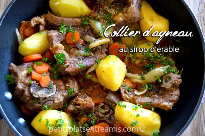 collier-d'agneau-au-sirop-d'érable