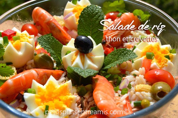 salade-de-riz-au-thon-et-crevettes