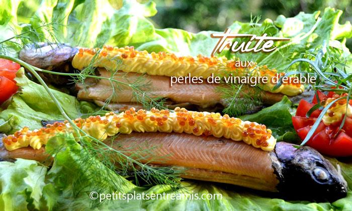 Truite-aux-perles-de-vinaigre-d'érable