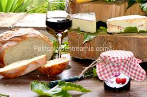 accompagnements fromages