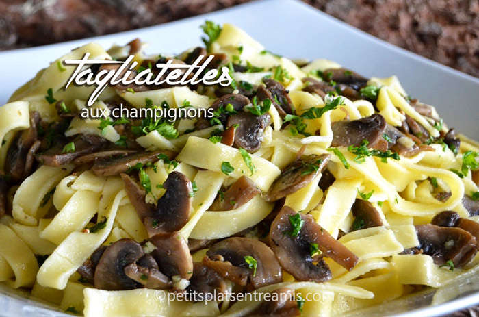 tagliatelles-aux-champignons