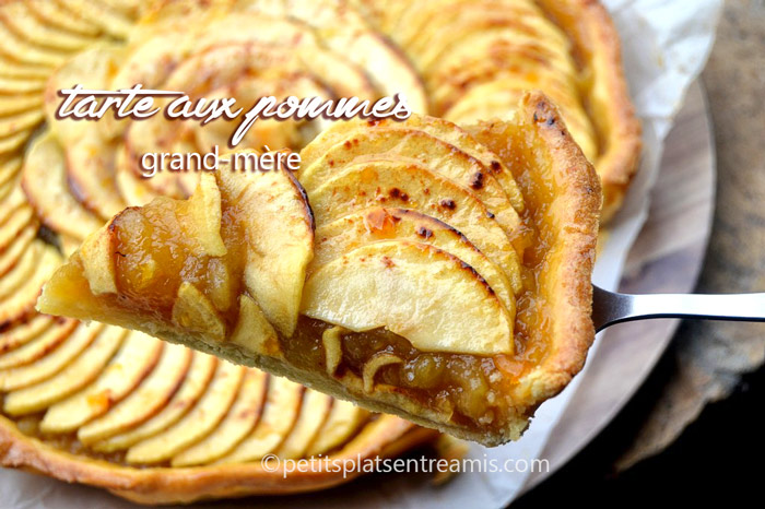 tarte-aux-pommes-grand-mère