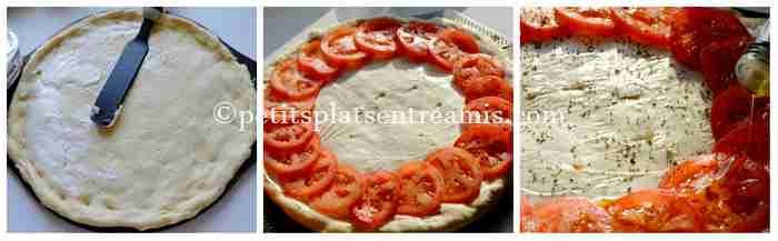 garnissage pizza