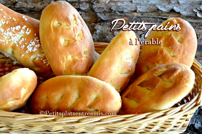 petits-pains-à-l'érable
