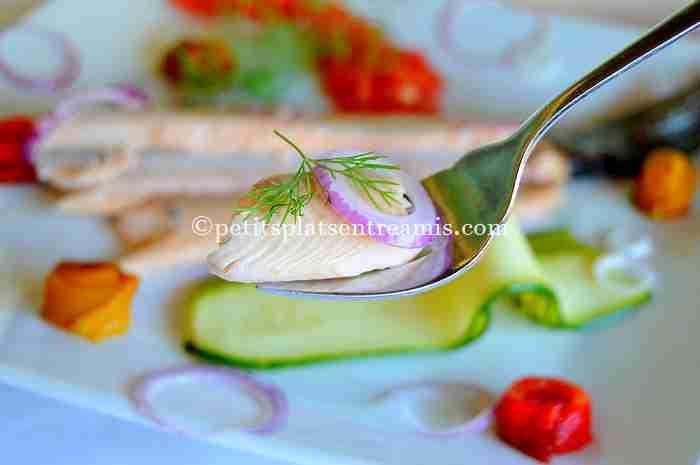 bouchée de truite-saumonée-et-ses-petits-légumes