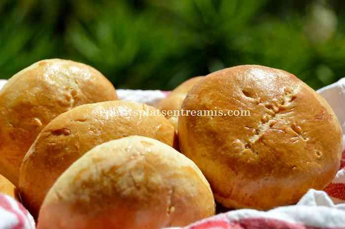 recette petits pains au morbier
