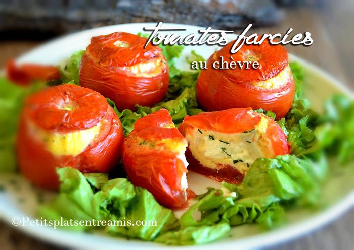 tomates-farcies-au-chèvre