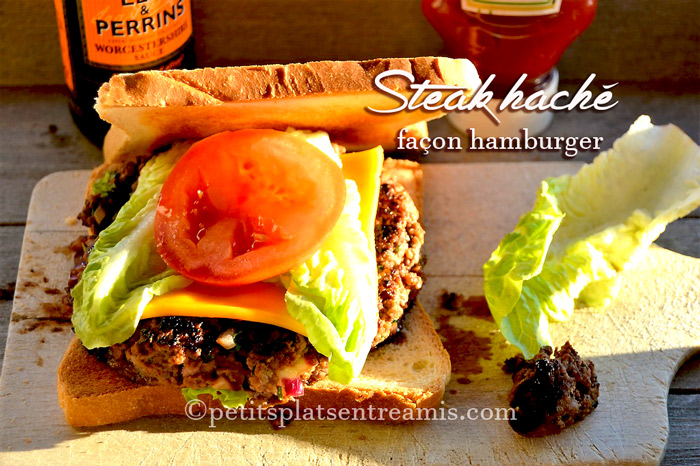 Steak-haché-façon-hamburger