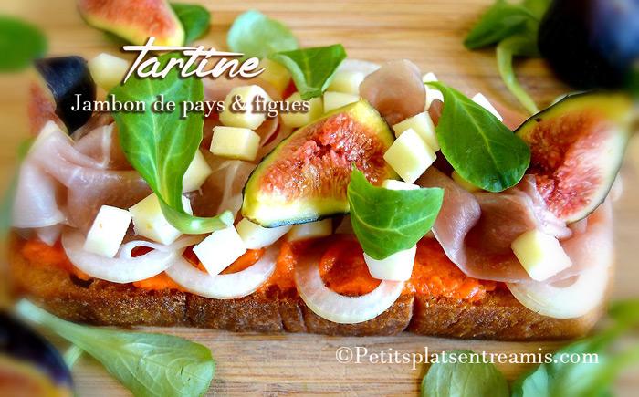 Tartine-au-jambon-de-pays-et-figues