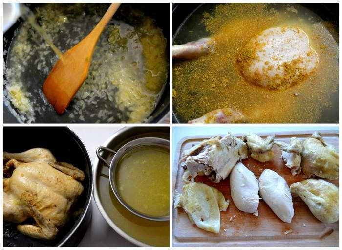 cuisson-du-poulet-dans-le-bouillon