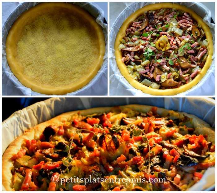 cuisson-tarte-endives-et-champignons