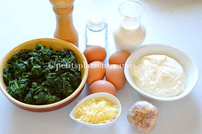 ingredients-du-flan-depinards