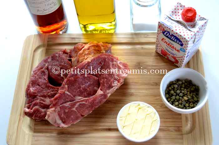 ingredients-du-steak-au-poivre