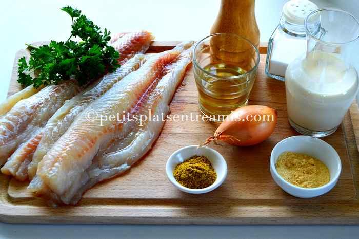 ingredients-filets-de-colin-au-curry-vert