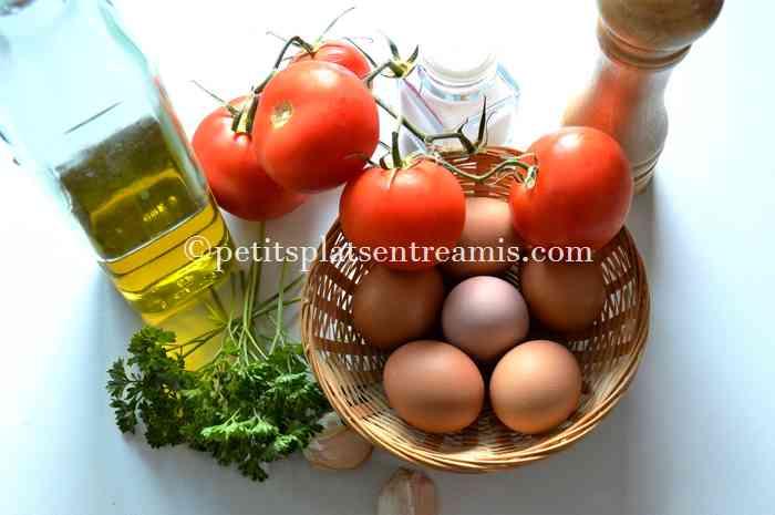 ingredients-pour-brouillade-de-tomates