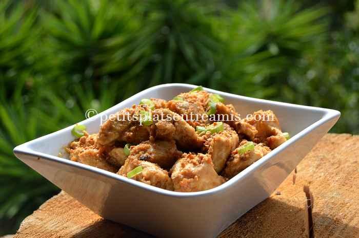 poulet-sauce-satay-recette
