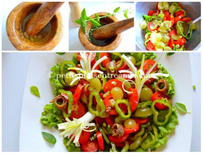 preparation-salade-tomates-et-poivrons