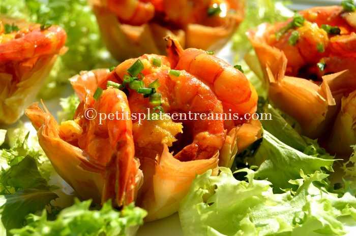 recette-des-timbales-de-crevettes-aux-epices-et-lait-de-coco