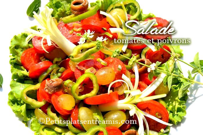 salade-de-tomates-et-poivrons