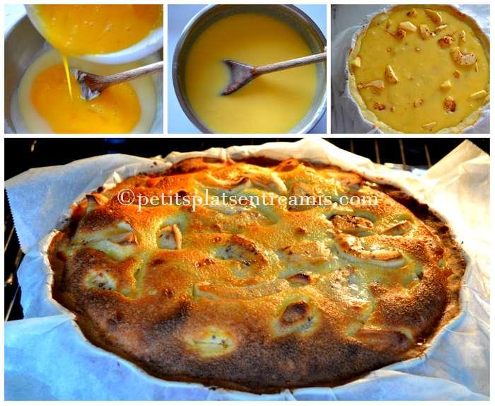 cuisson-de-la-tarte-normande-aux-pommes