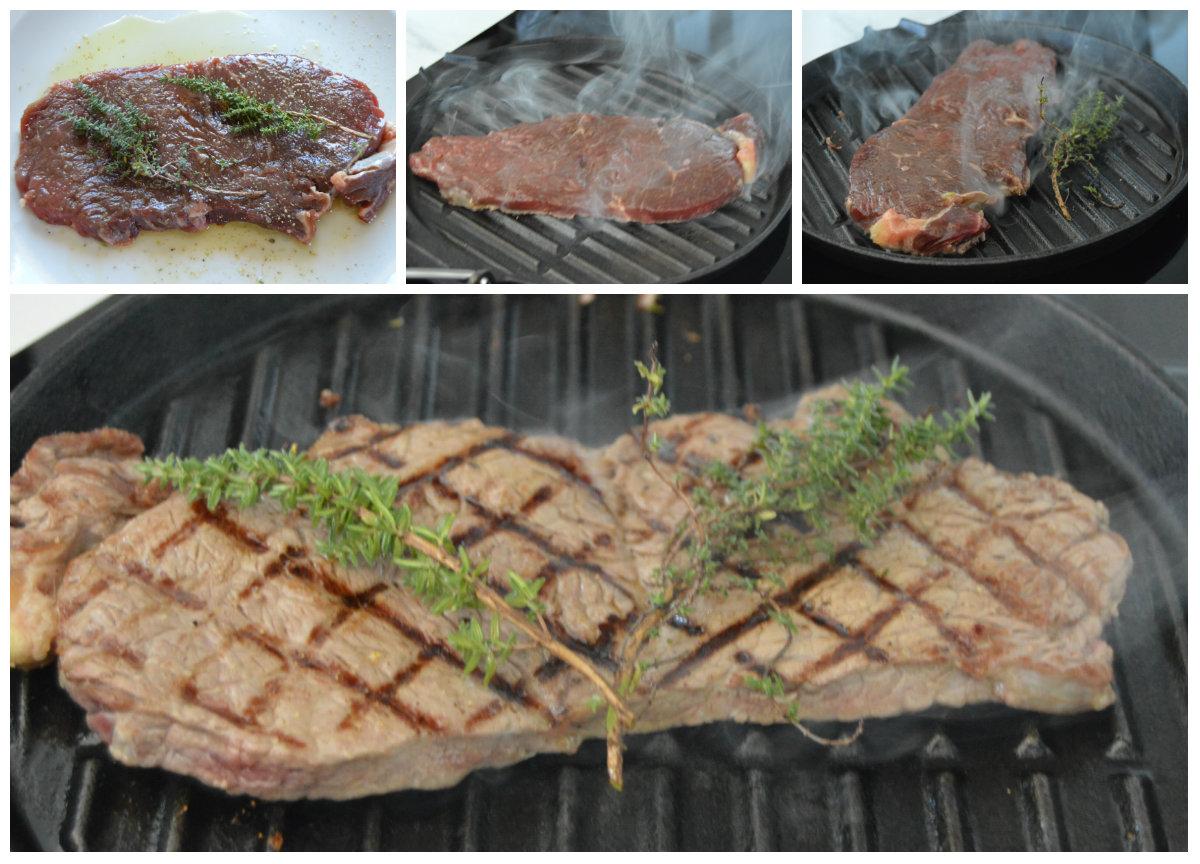 cuisson-du-faux-filet-grille