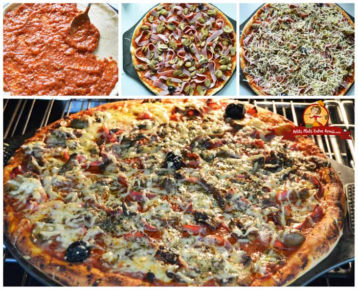 cuisson-pizza-reine