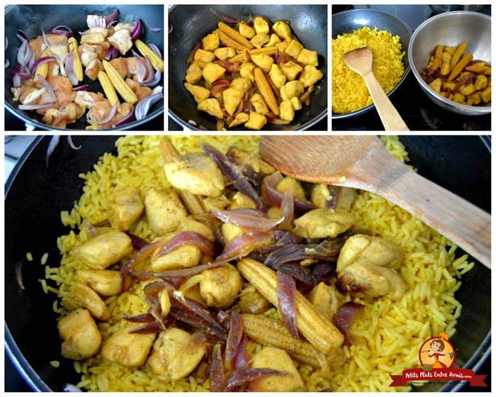 cuisson-riz-safrane-au-poulet