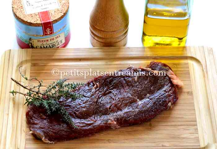 ingredients-pour-faux-filet-grille-au-thym