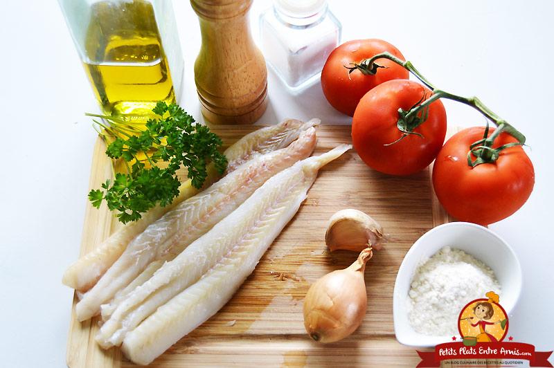 ingredients-pour-filets-de-colin-a-la-tomate