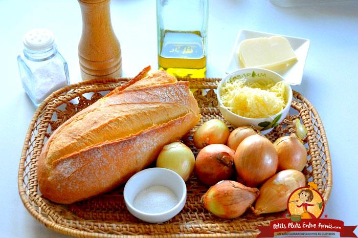 ingredients-pour-sandwich-oignons-et-fromage