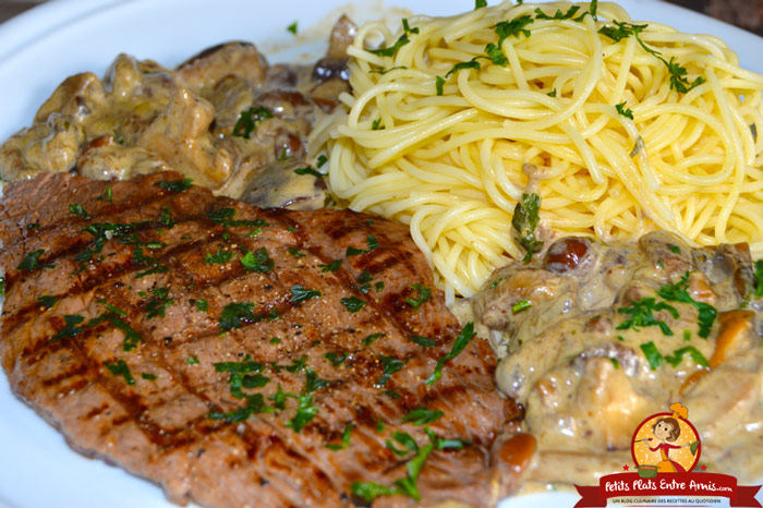 recette-du-steak-a-la-forestiere