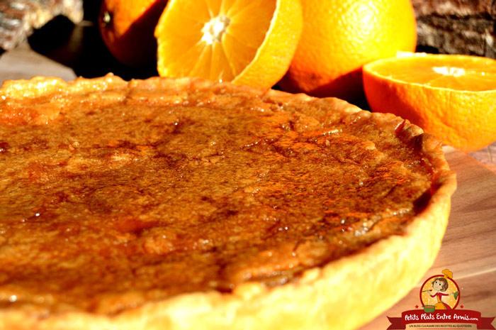 recette-tarte-a-la-cassonade-et-a-lorange