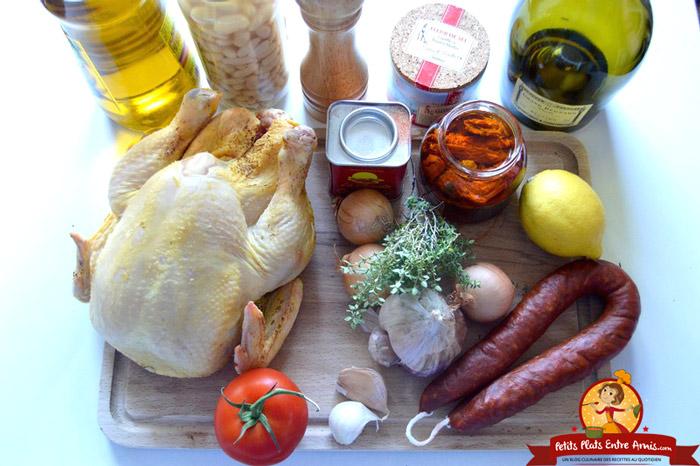 ingredients-du-poulet-farci-a-lespagnol