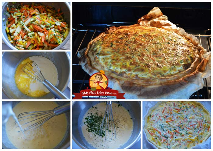 cuisson-de-la-quiche-aux-legumes