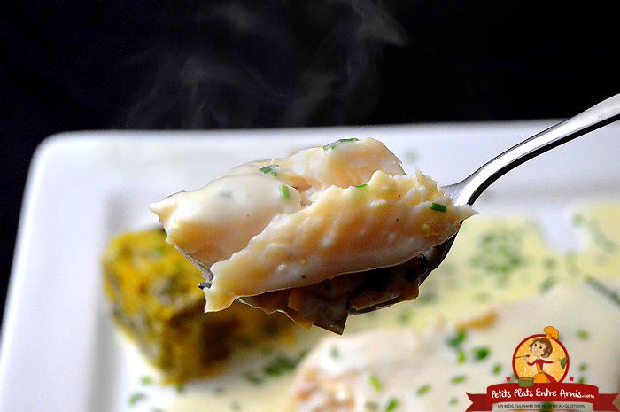 degustation-de-filet-de-poisson-et-fondue-de-poireaux