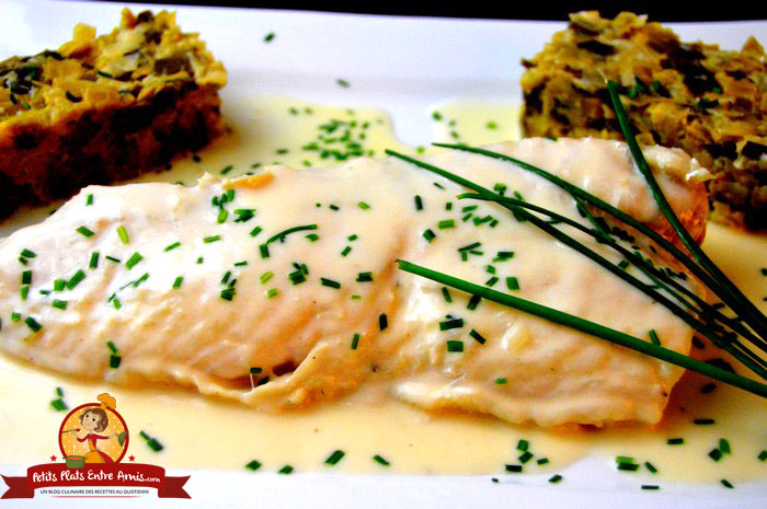 filet-de-poisson-et-fondue-de-poireaux-recette
