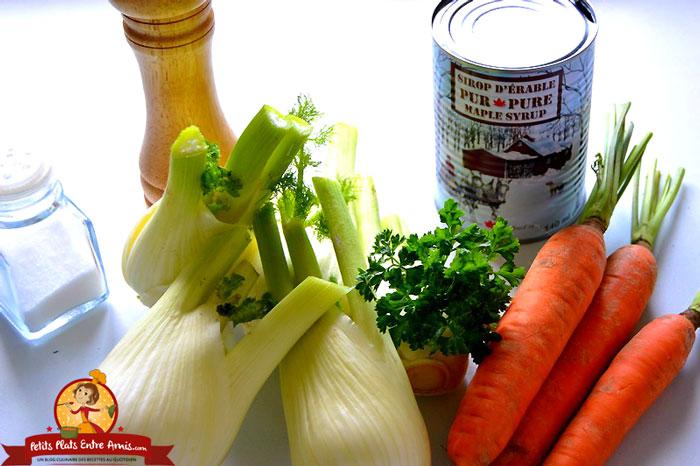 ingredients-du-fenouil-braise-au-sirop-derable