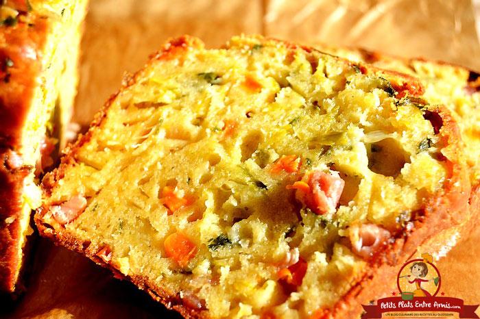 recette-du-cake-aux-legumes-et-lardons
