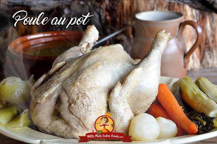 """Résultat de recherche d'images pour """"la poule au pot"""""""