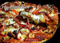 Pizza andalouse