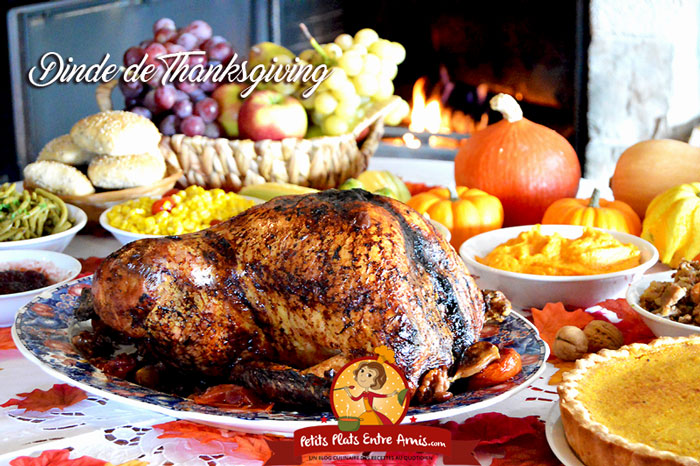 Dinde de thanksgiving
